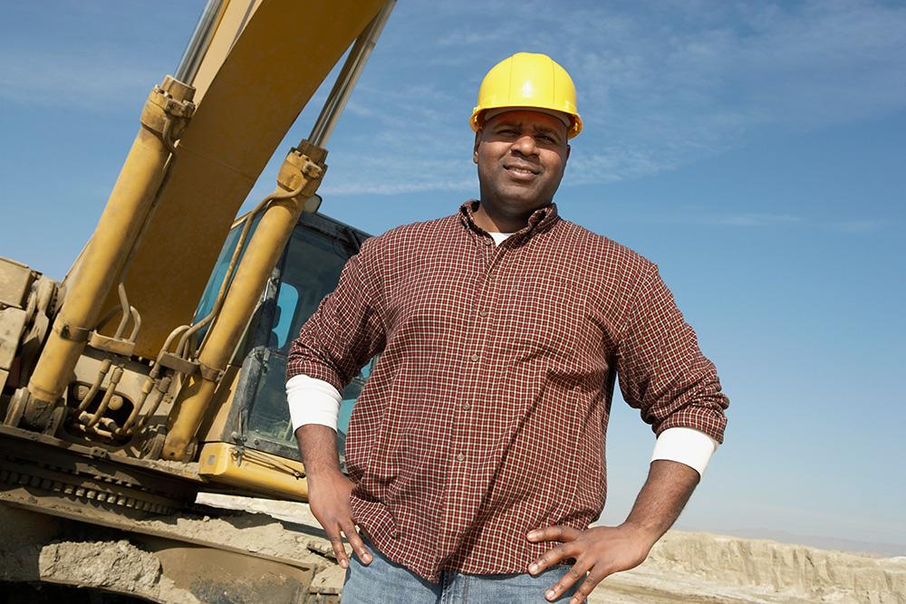 heavy equipment operator career
