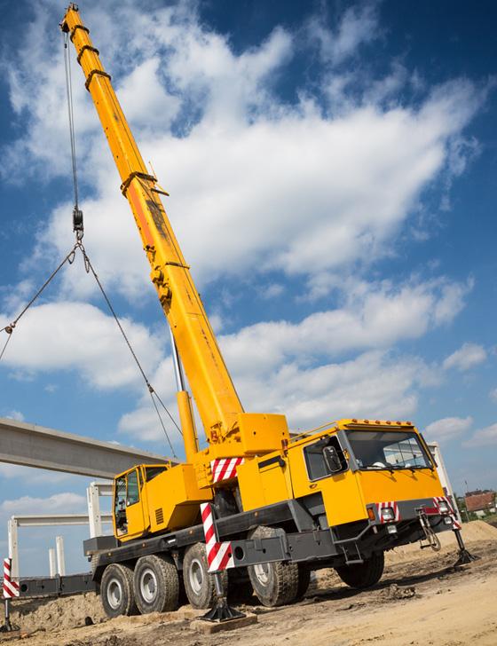 mobile crane operator school