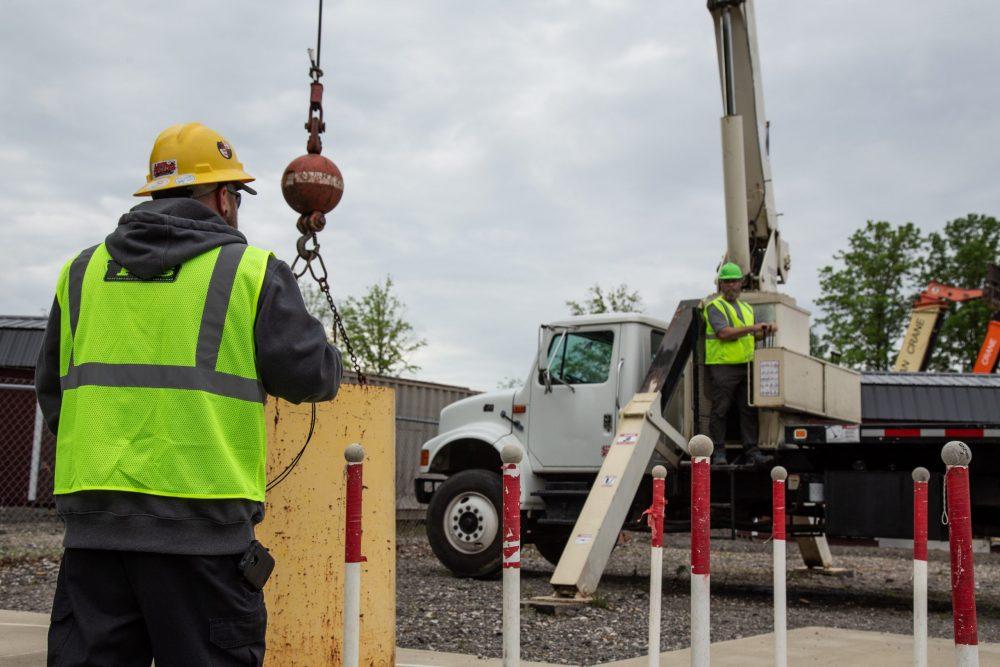 crane rigging training